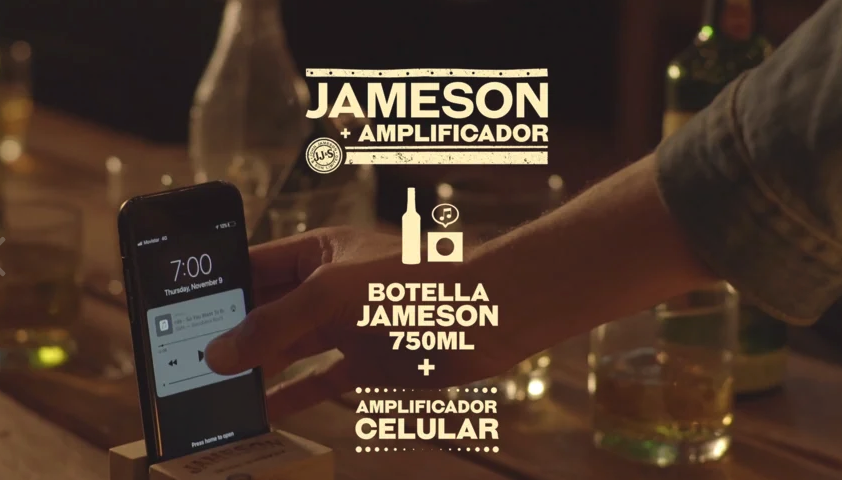 Jameson – TV Spot