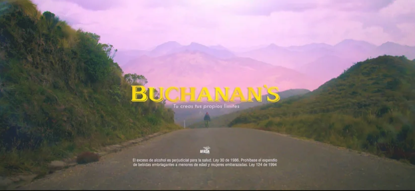 Buchanan´s – TV Spot