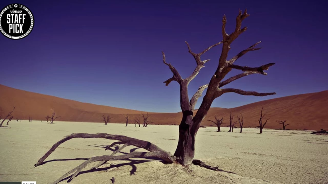 Deadvlei´s Winter Dream