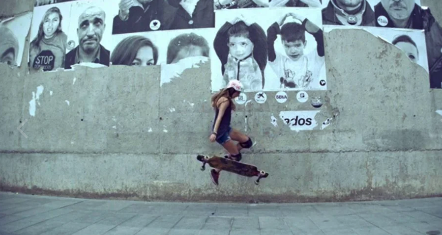 Longboard Girls Crew vs Josef Ajram (Spain)
